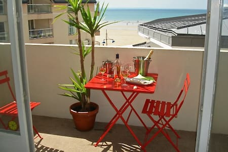 Charming apartment with seaview - Pléneuf-Val-André