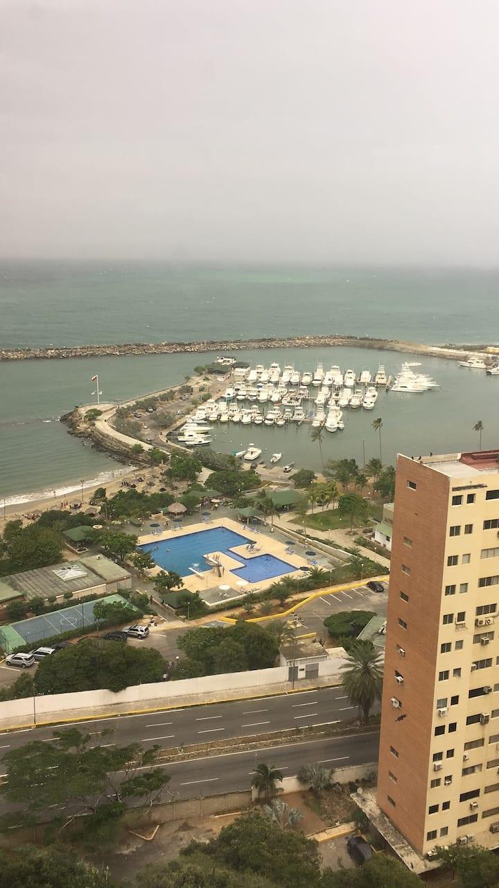 Torre Marina, la mejor vista del litoral