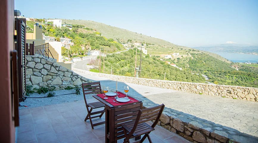 2 rooms with pool on Crete - Chania - Ortak mülk