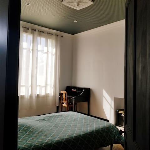 Chambre privée dans maison à 20 mn du Puy du Fou