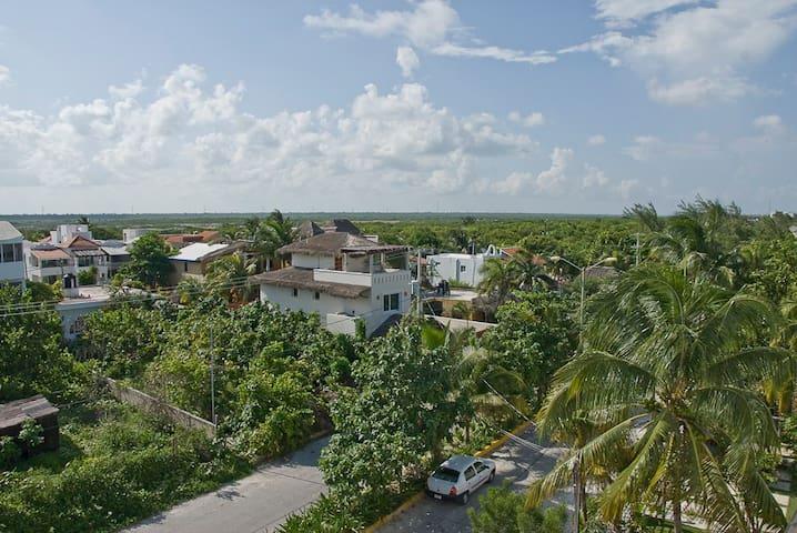 Suite 5 en Puerto Morelos - Puerto Morelos - Apartamento