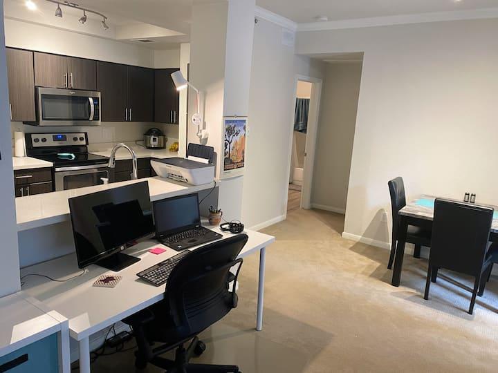 Remote Work 1BD Apartment in Southwest Austin