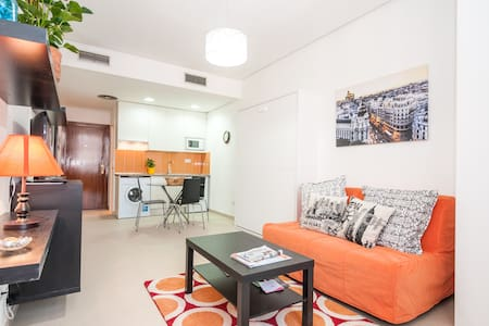 PUERTA del SOL 2/3 pax ALL YOU NEED - Madrid - Apartment