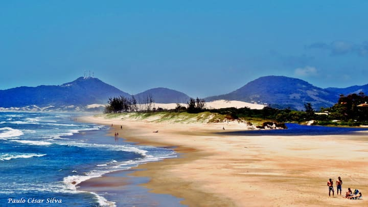 Praia do Siriú - O paraíso é Aqui.