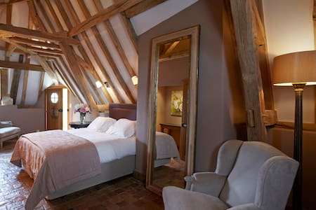 La Borde, a hidden gem in Burgundy - Bed & Breakfast