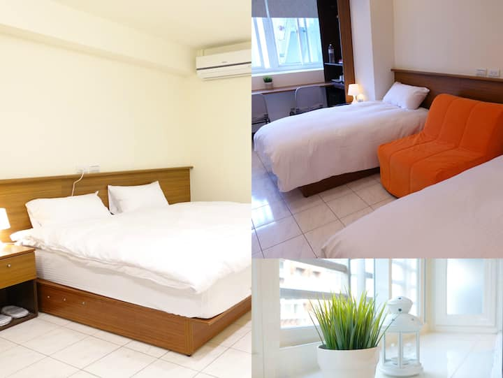 06 Newly Renovated Downtown MRT Metro Hotel Suite