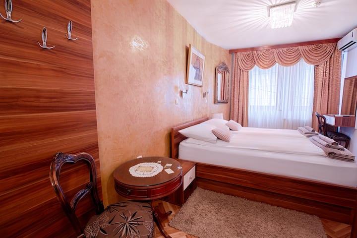 Double room in Hotel Herc