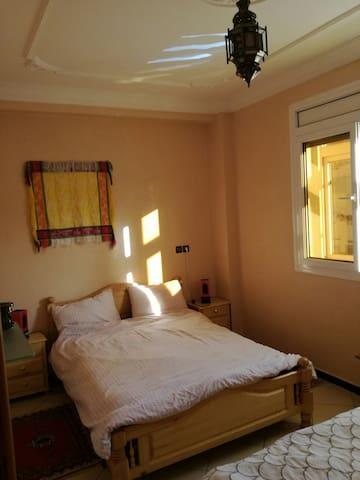 Your bedroom, bed2mx1,40m