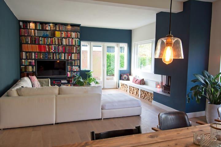 Spacious villa near Zandvoort / F1 / Dutch GP 2020