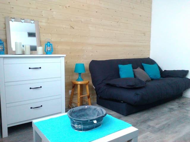 SYBELLES - TOP Studio 19m2 - Fontcouverte-la-Toussuire - Apartment