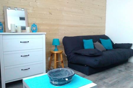 SYBELLES - TOP Studio 19m2 - Fontcouverte-la-Toussuire - Apartment - 0