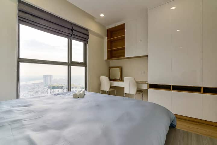Danny Executive Service Apt-Stunning View Saigon