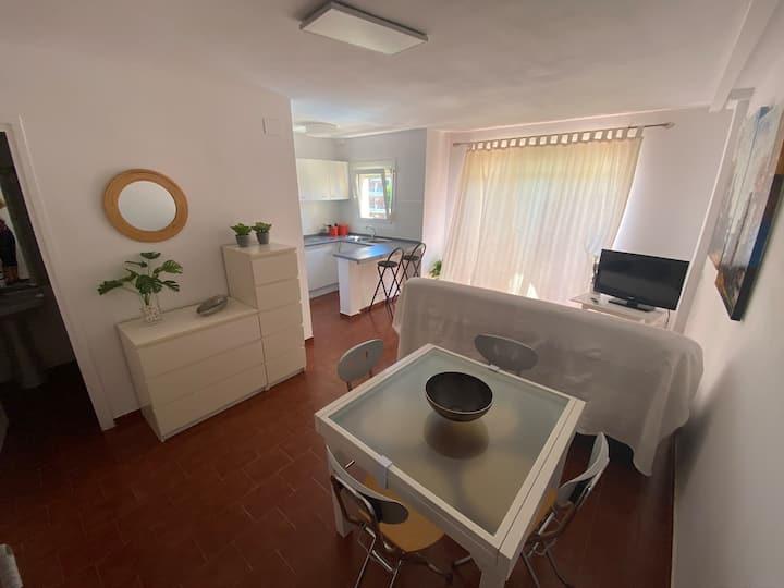 Apartamento para 4 personas a 200 m de la playa.