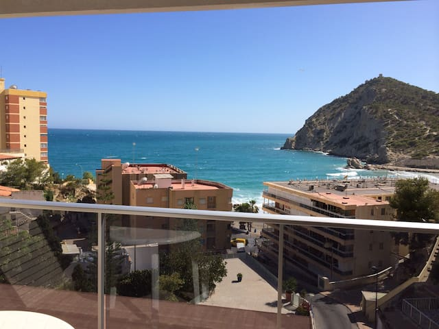Apartment with sea view - Benidorm - Apartment