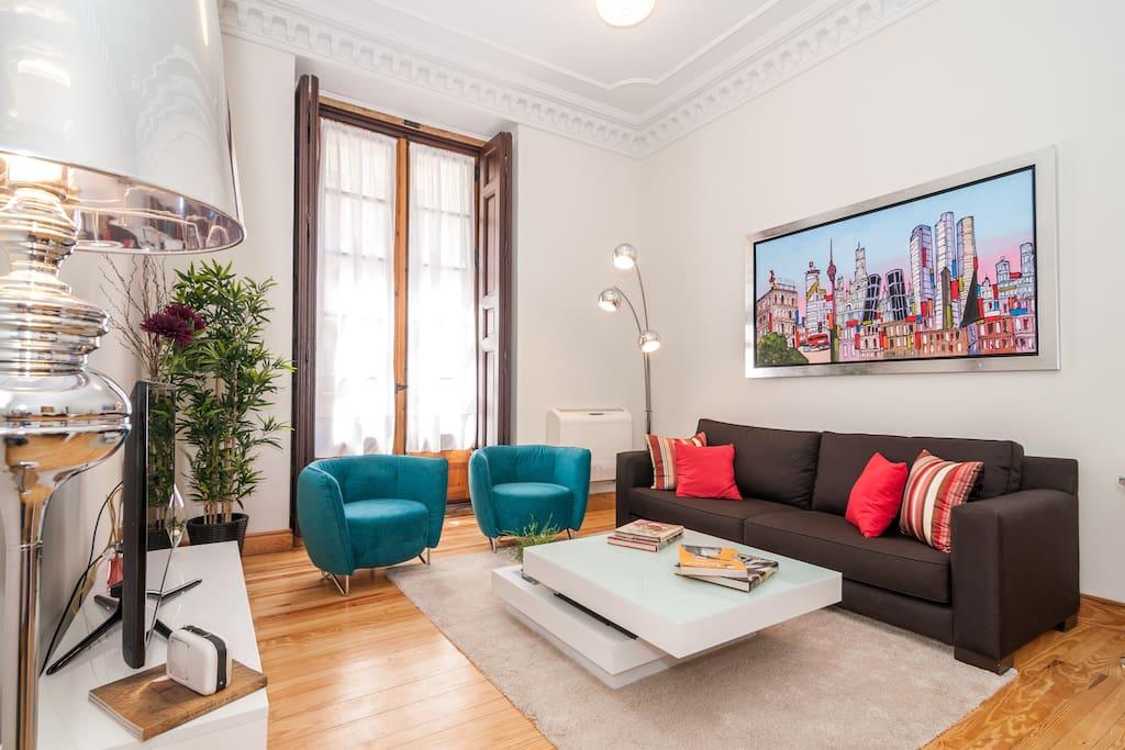Puerta del sol dise o lujo nuevo apartments for rent in for Puerta del sol apartamentos