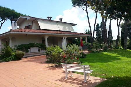 Villa in private rooms Rome, Zimmer, Guest House - Residenza Aurelia - วิลล่า