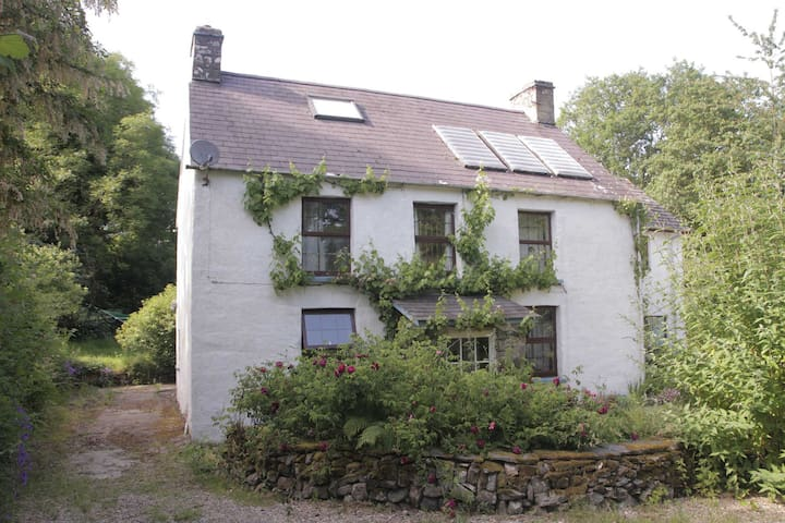 Beautiful cottage on Cardigan Bay - Aberporth - Casa