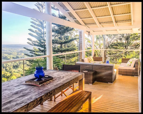 The Byron Hinterland Escape - Goonengerry - Casa
