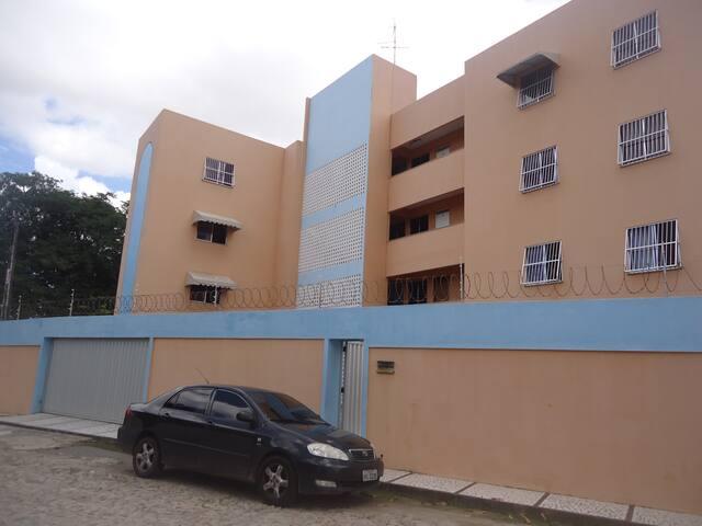 Apartamento em Fortaleza - 1 quarto casal - Fortaleza - Departamento