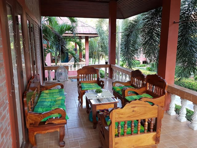 Comfy, Large House in Phangan for 2-3 people