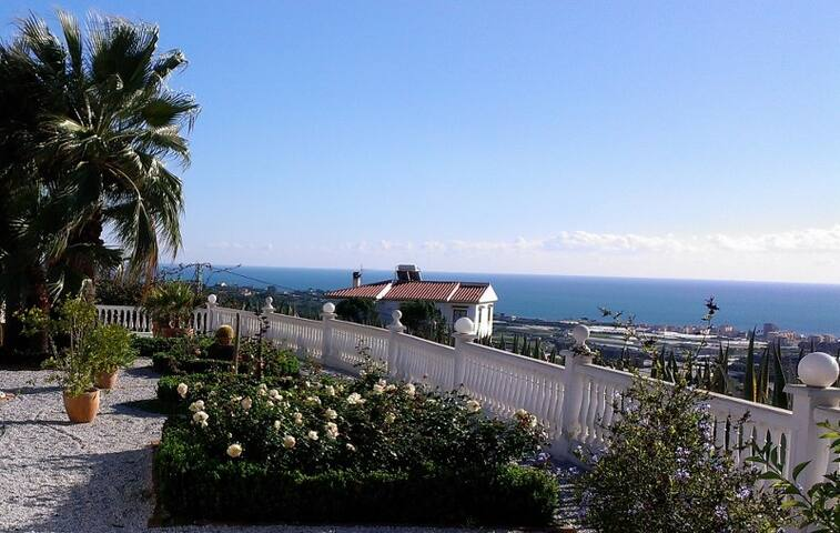 Casita with private pool/seaview/8min to the beach - Algarrobo - Rumah