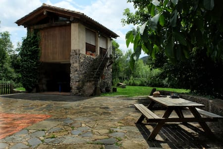 Stone Cottage in the Natural Park - Sant Joan les Fonts