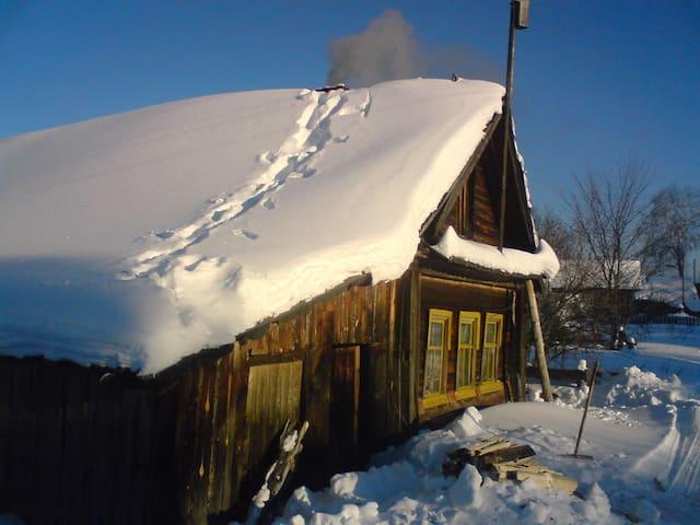 сарда- никольский починок на вятке - Nikolskiy починок - Rumah