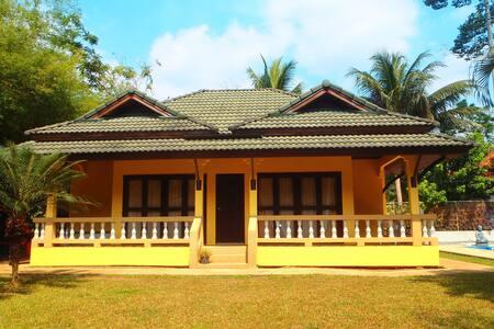 Maison 2 chambres piscine - Ko Samui