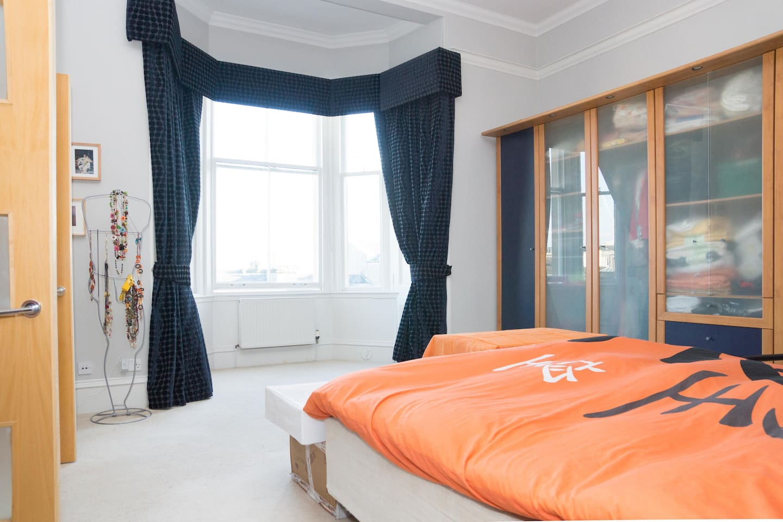 Master bedroom - lower level