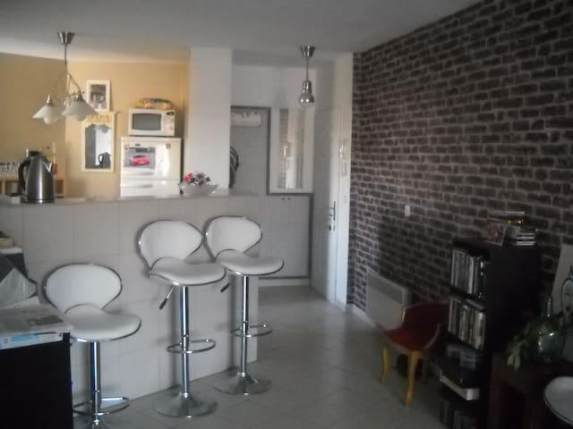 Appartement en duplex 75m2 - Bobigny - Apartamento