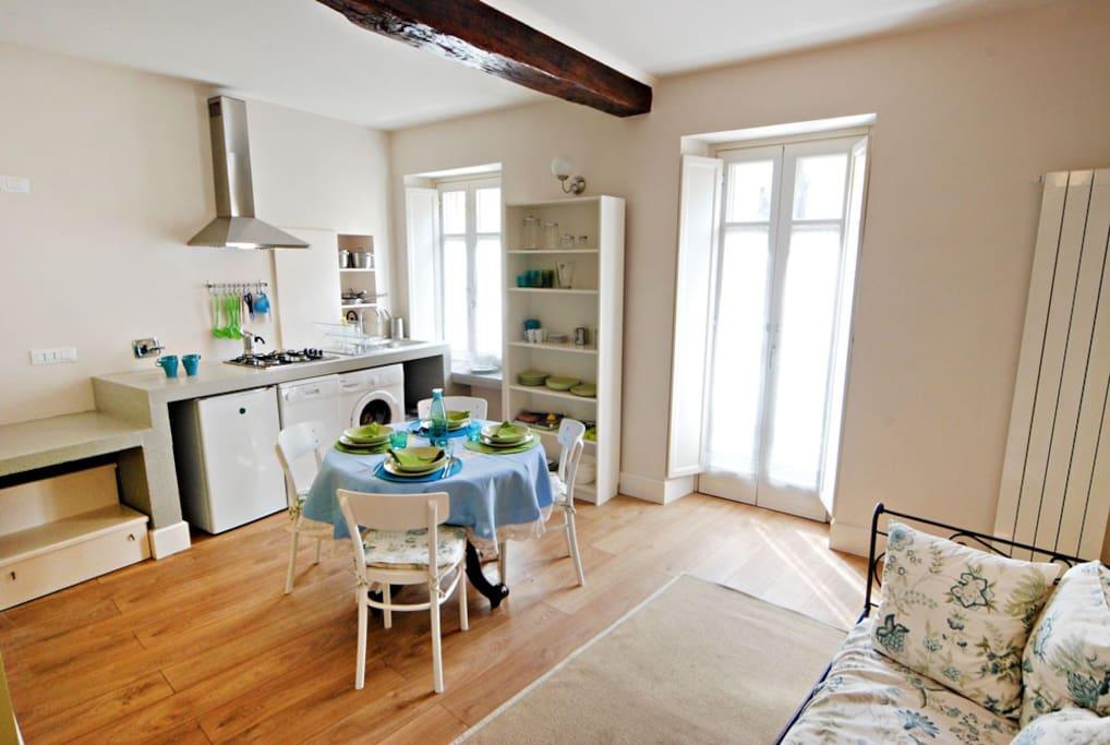 Maison borgo dora appartamenti in affitto a torino for Borgo dora torino
