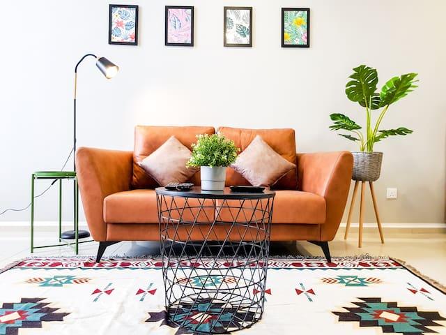 [NEW] Designer Home Suite Loft by Moka @ Ekocheras