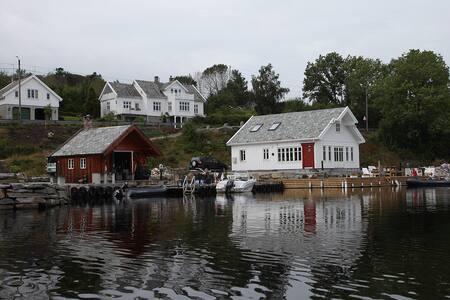 Moderne leilighet like i Sjøkanten - Haugesund - Srub