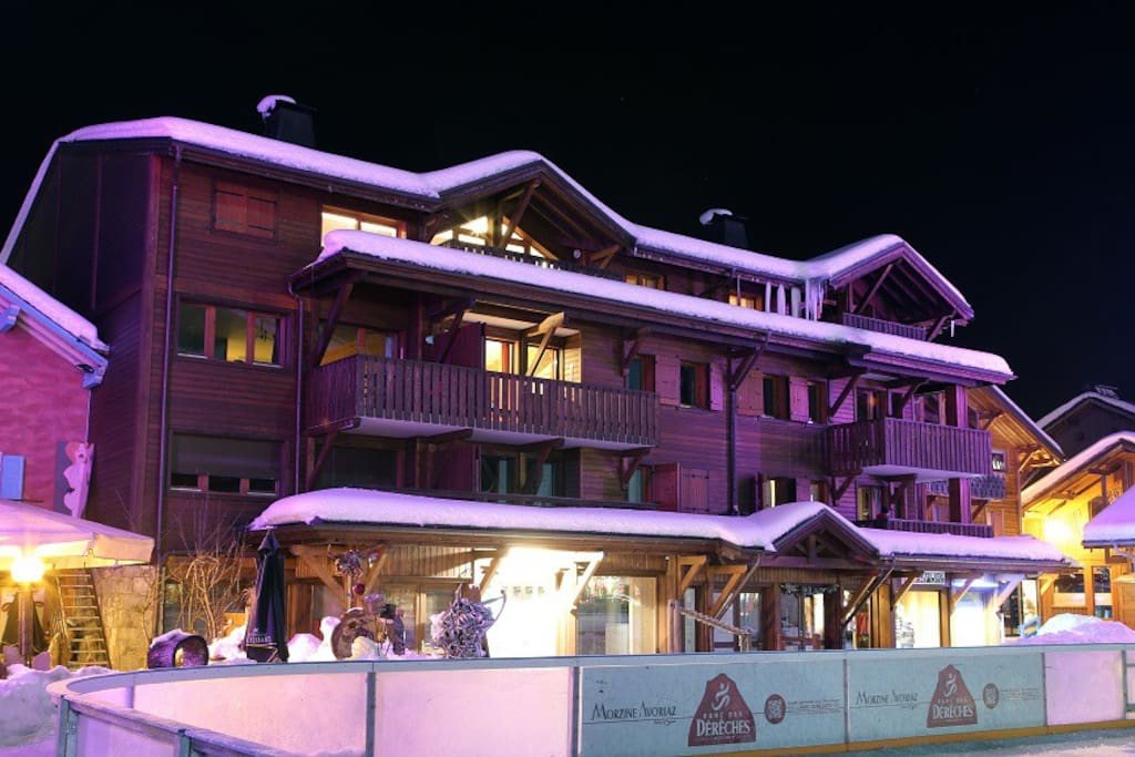 Slalom Building