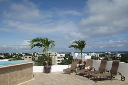 JULY SALE! Luxury Suite-  300m to the Coco Beach! - Playa del Carmen - Apartment