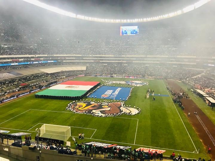 Final Match Ap2018 Cruz Azul vs America!