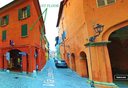 The Green Door - Lovely & cosy flat - Budrio - Wohnung