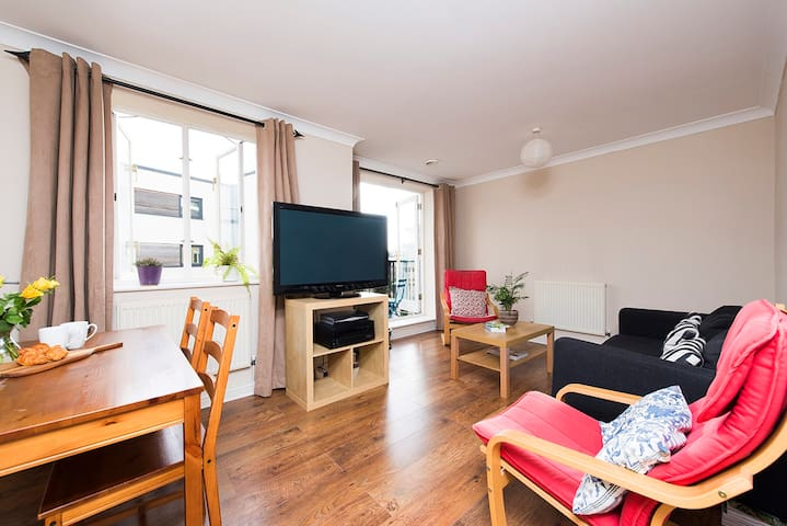 Cosy 1 BR Flat near Limehouse - London - Flat