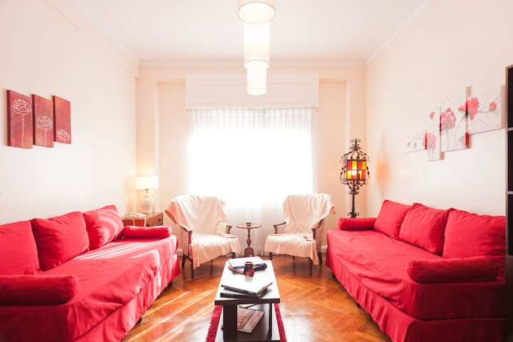 Exclusive Apt in Barrio Norte 2BR - Buenos Aires - Apartment