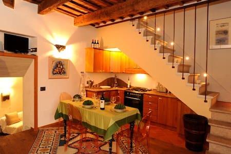 Il Borgo di Sempronio (Casa Priamo) - Semproniano - House