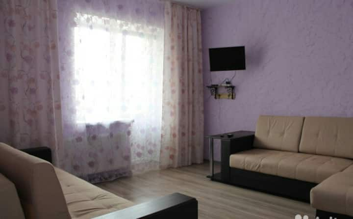 Новая уютная 1-комнатная квартира