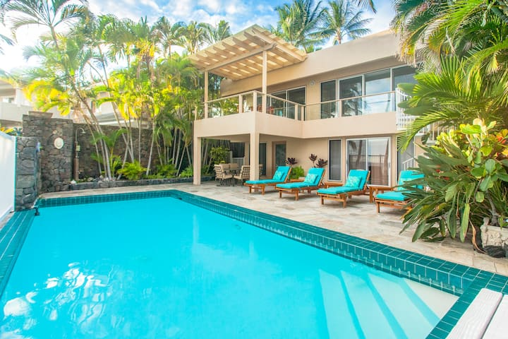 Luxury oceanfront Home at Alli point