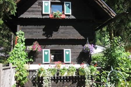 Romantic Mountain-Bungalo in Patergassen