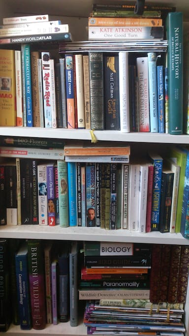 Some books for you to peruse
