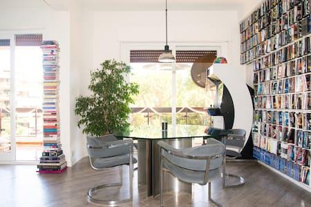 Sunny Room  Loft Rome Eur ☼ comfort e design - 羅馬 - 公寓