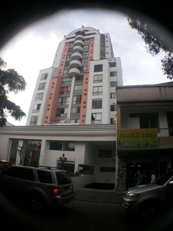 Apartamento Boutique Edificio Picasso