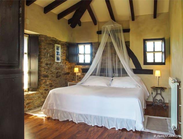 La Casa de Campo II en pareja - Lamuño - Huis