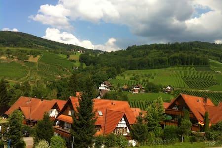 Ferienapp. Sasbachwalden (max. 3 P) - Apartment