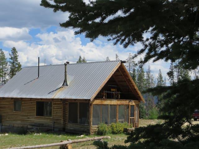 Bluebird Cabin - Stanley - Cabin