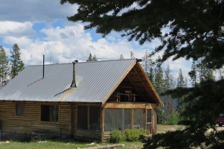 Bluebird Cabin - Stanley - 小木屋